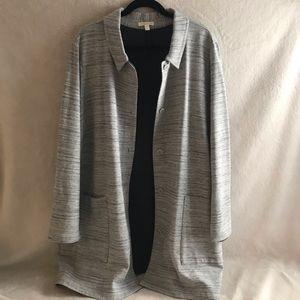 Eileen Fisher Plus 3X Coat/Jacket/Blazer